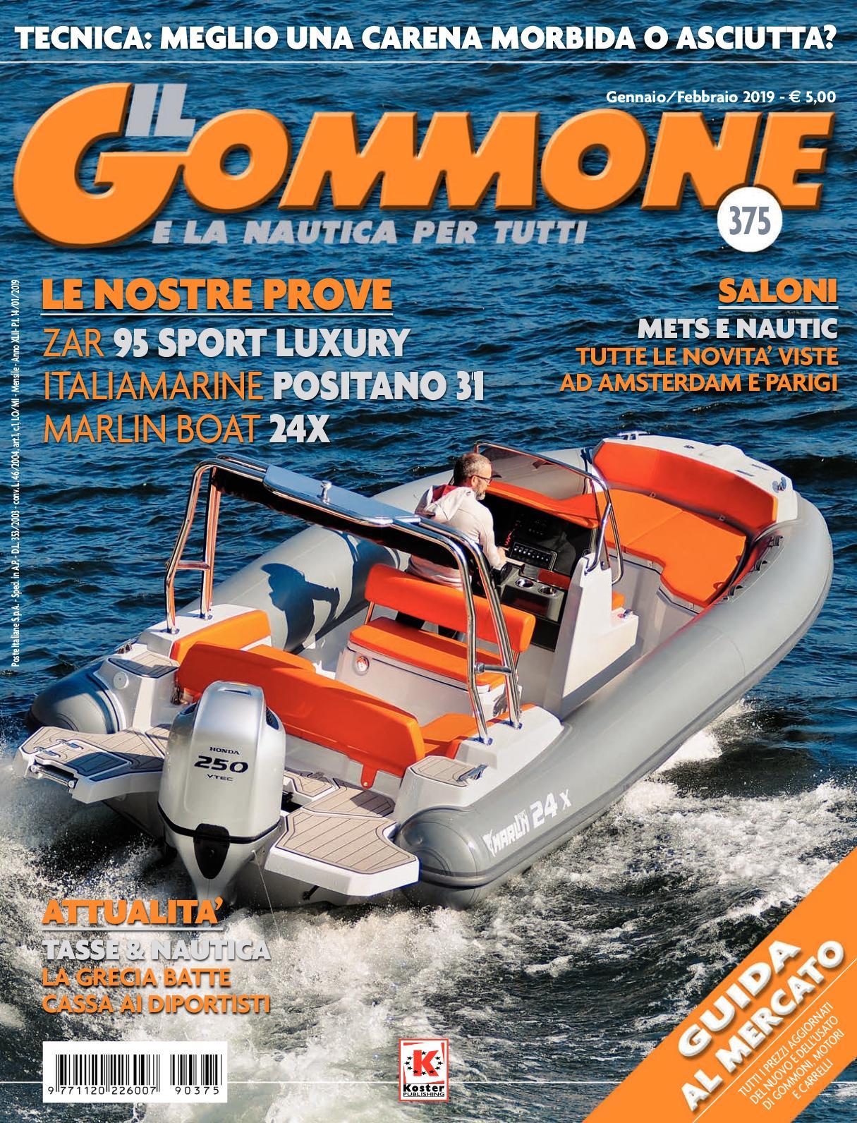 d21b897fd1 Calaméo - Il Gommone n. 375