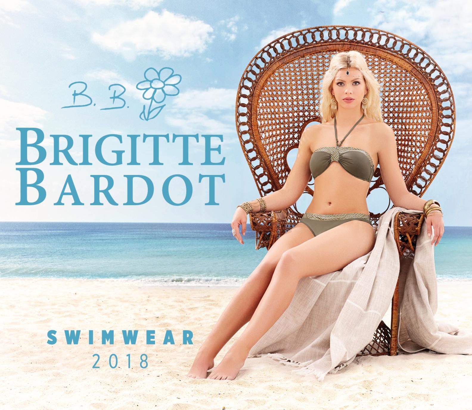 Brigitte BARDOT Swimwear 2018