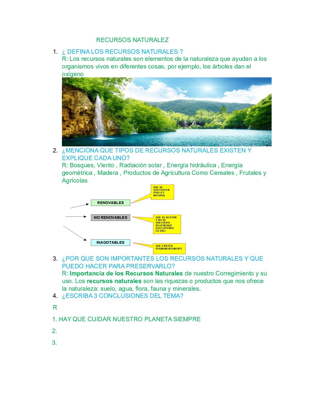 5d419891f324 Calaméo - Recursos Naturalez 2 Sebastian Nassour