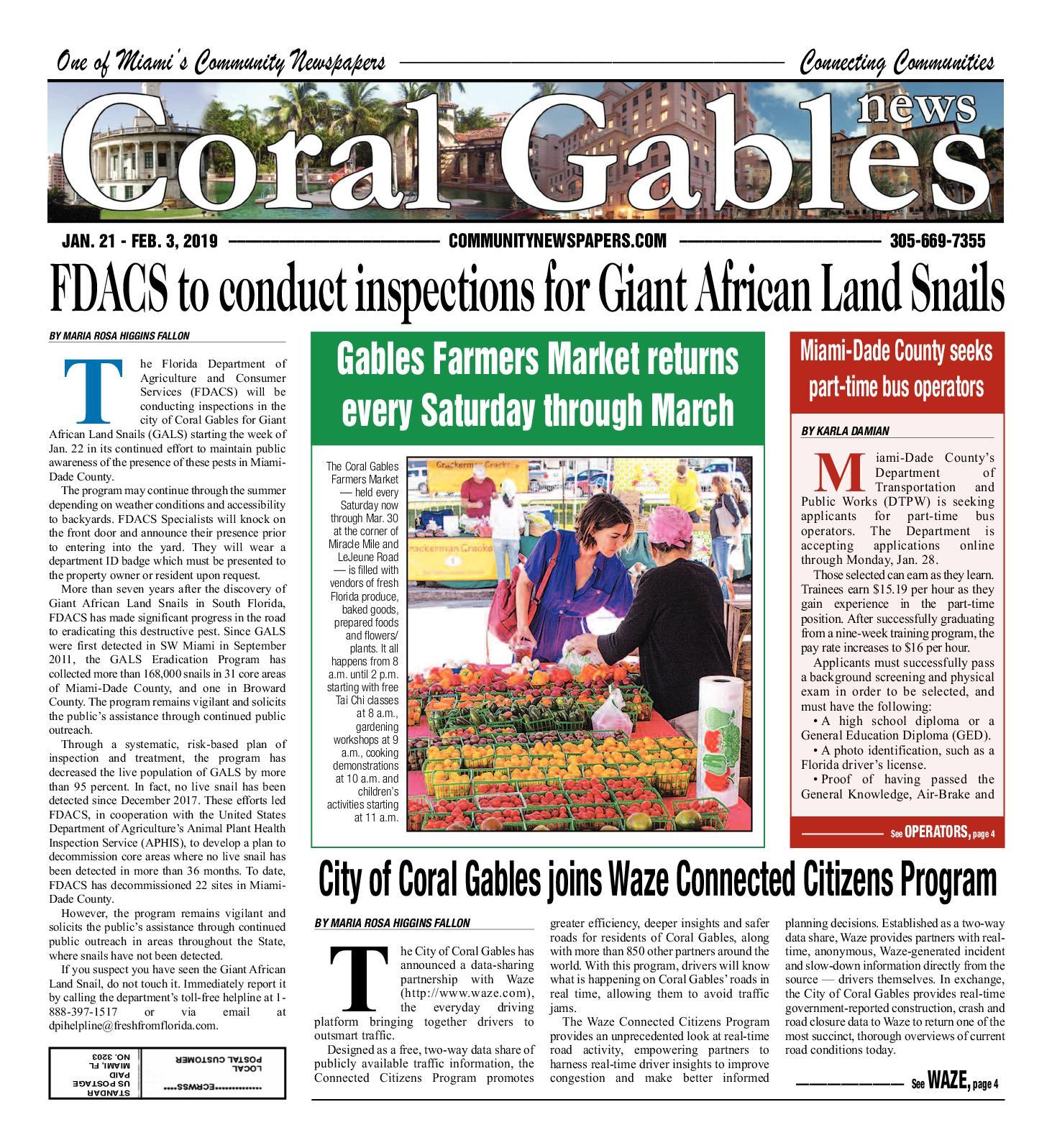 Calaméo - Coral Gables News 1 21 2019