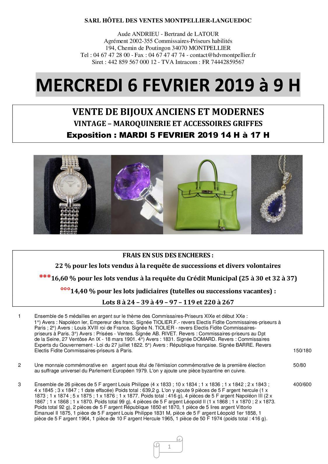 Calaméo - Bijoux anciens, modernes, vêtements et accessoires vintage -  Mercredi 06 février 2019 à 09 00 f35494227e3