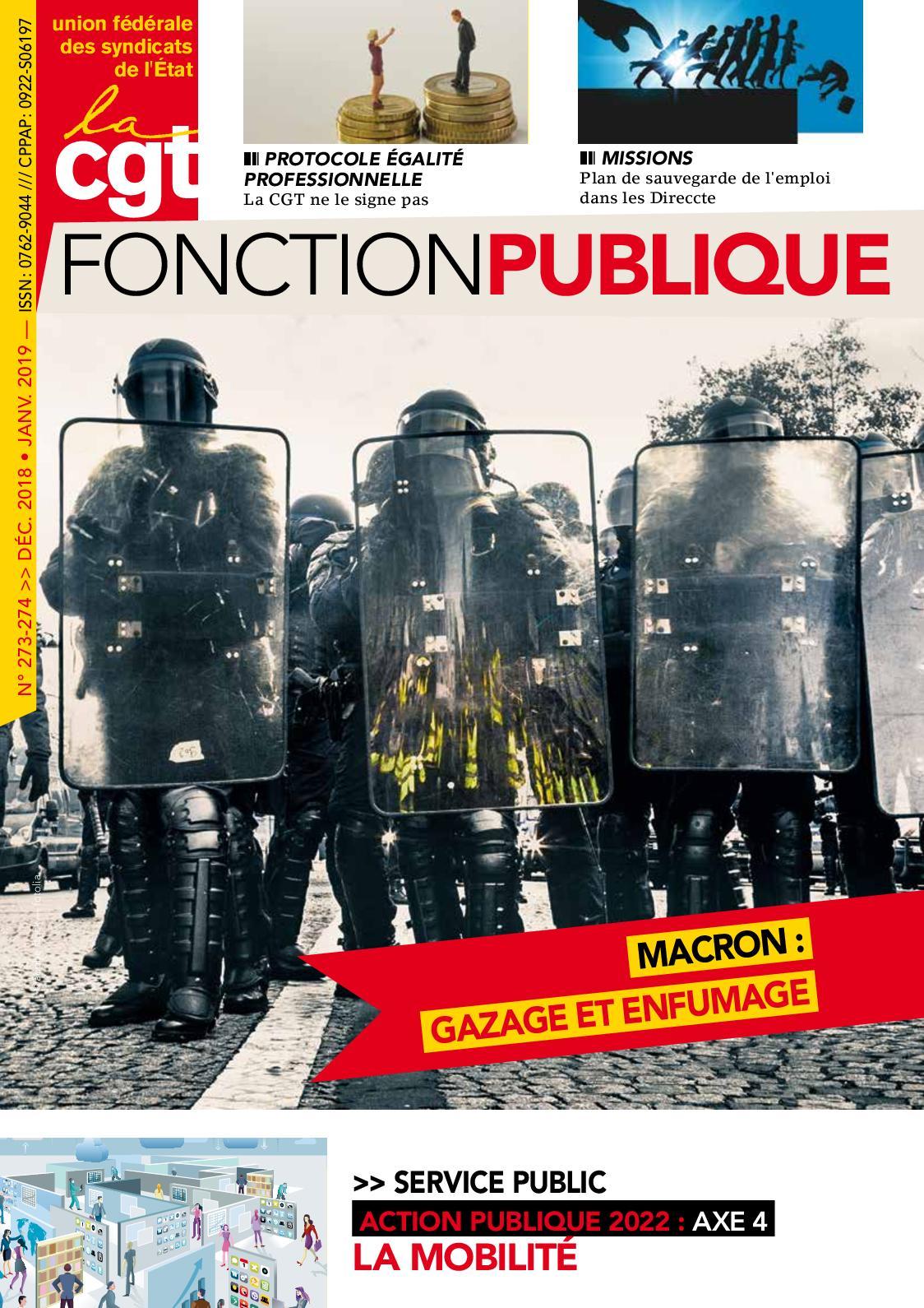 7f1602b9444 Calaméo - Le Fonction publique n°272-274