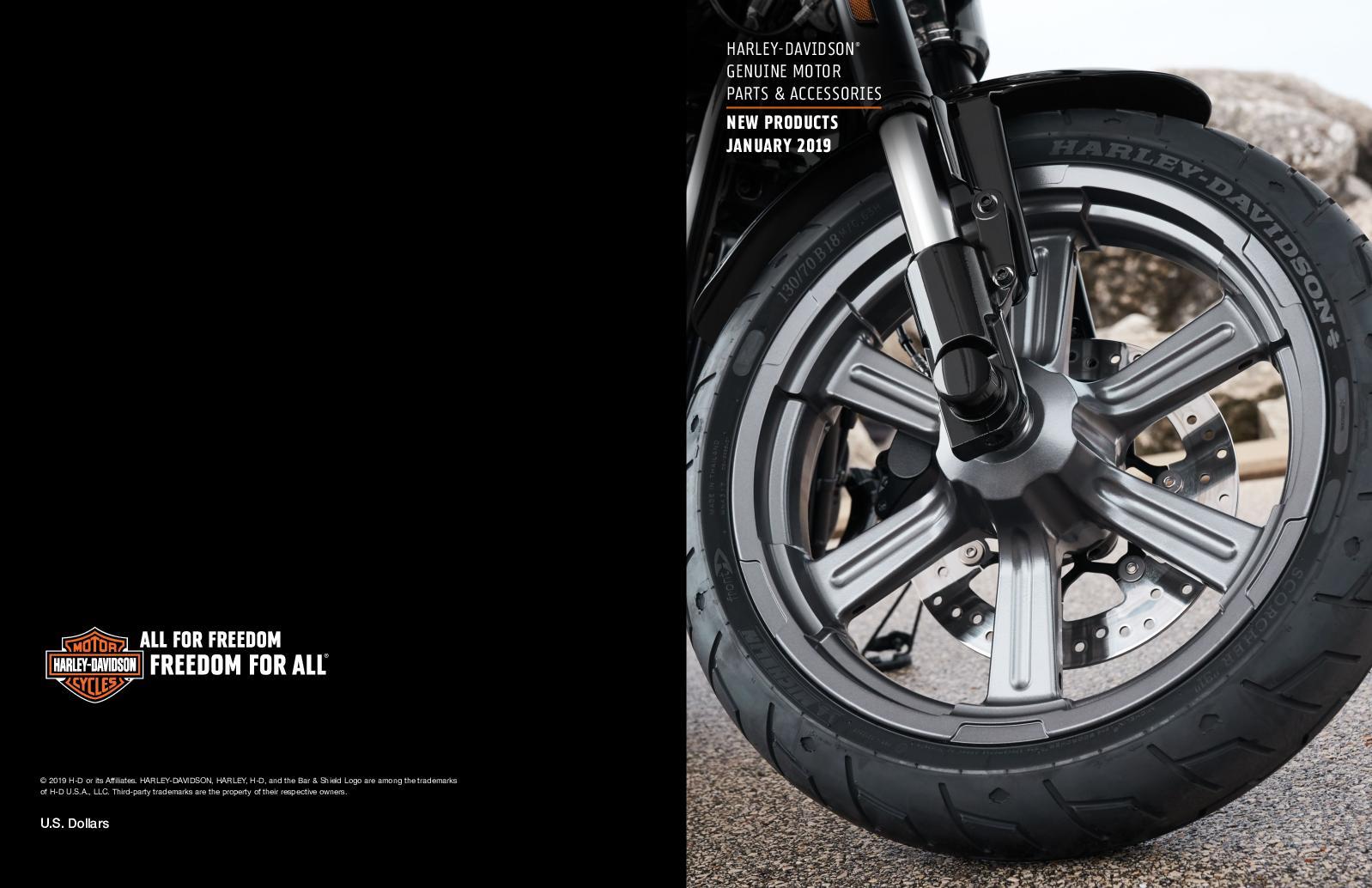 Harley Davidson Milwaukee Eight Softail Chrome Coil Cover 57300214