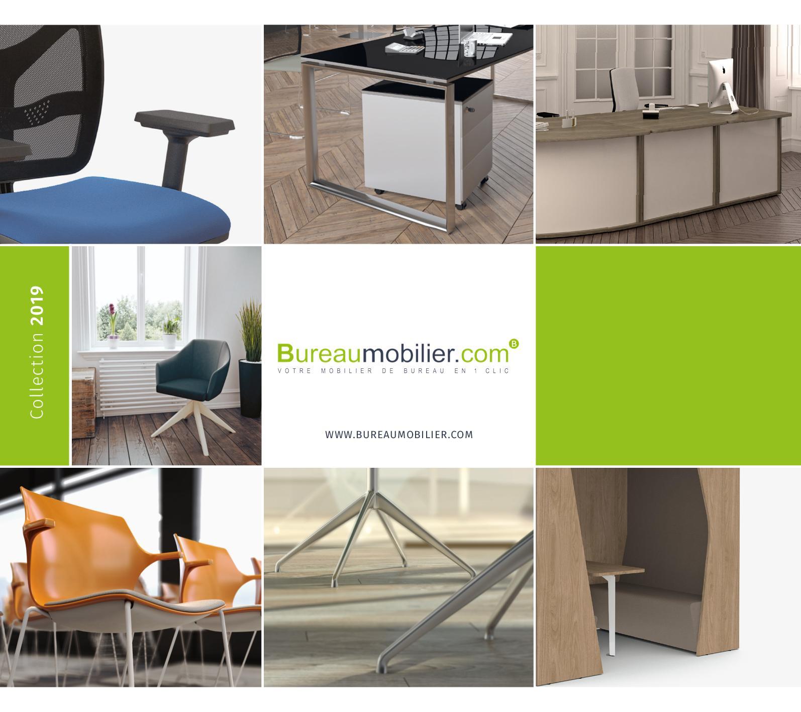 JAMBES en Aluminium Rond pouf mobilier cabinet côté H 60 mm