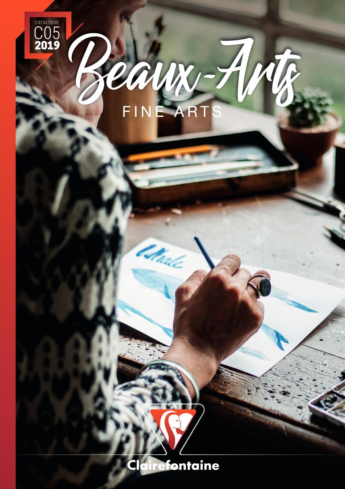 A5 200gsm Bristol Sketch Pad Blanc Dessin Artiste Papier gommé Book 30 feuilles