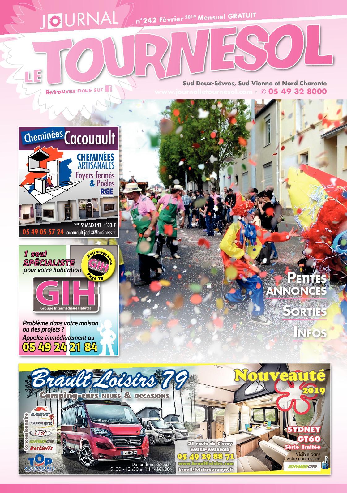 Calaméo Journal Le Tournesol Février 2019