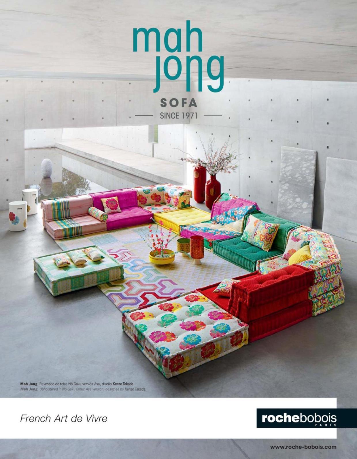 Roche Bobois - 2019/07/05 - Catálogo Roche Bobois