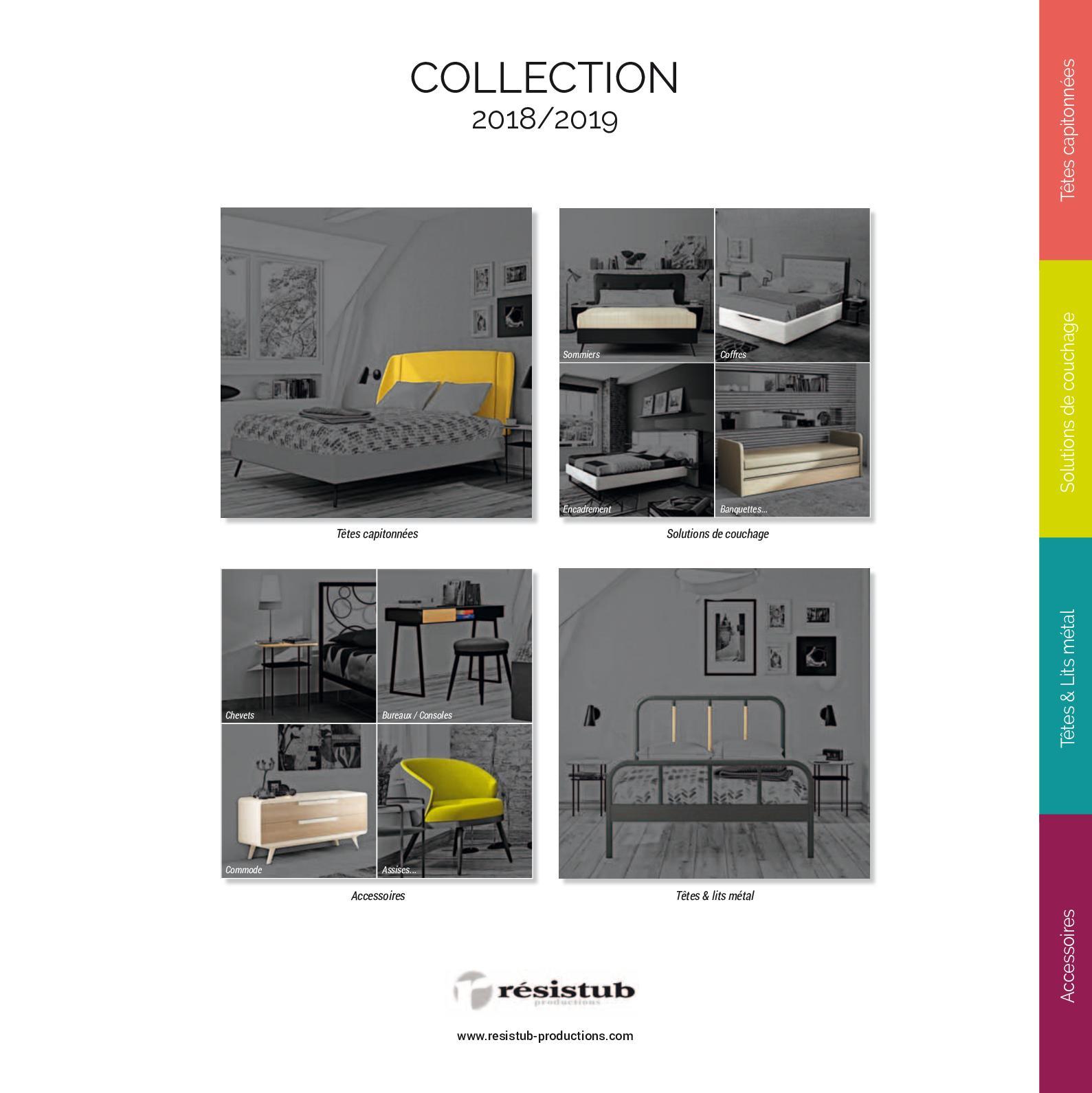 Calameo Resistub Catalogue Resistub Productions 2018