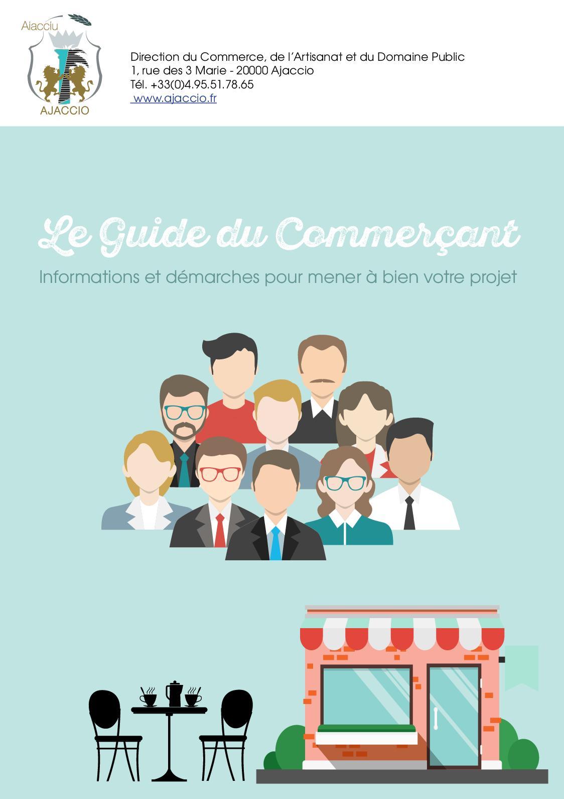 Calaméo Le Guide Du Commerçant