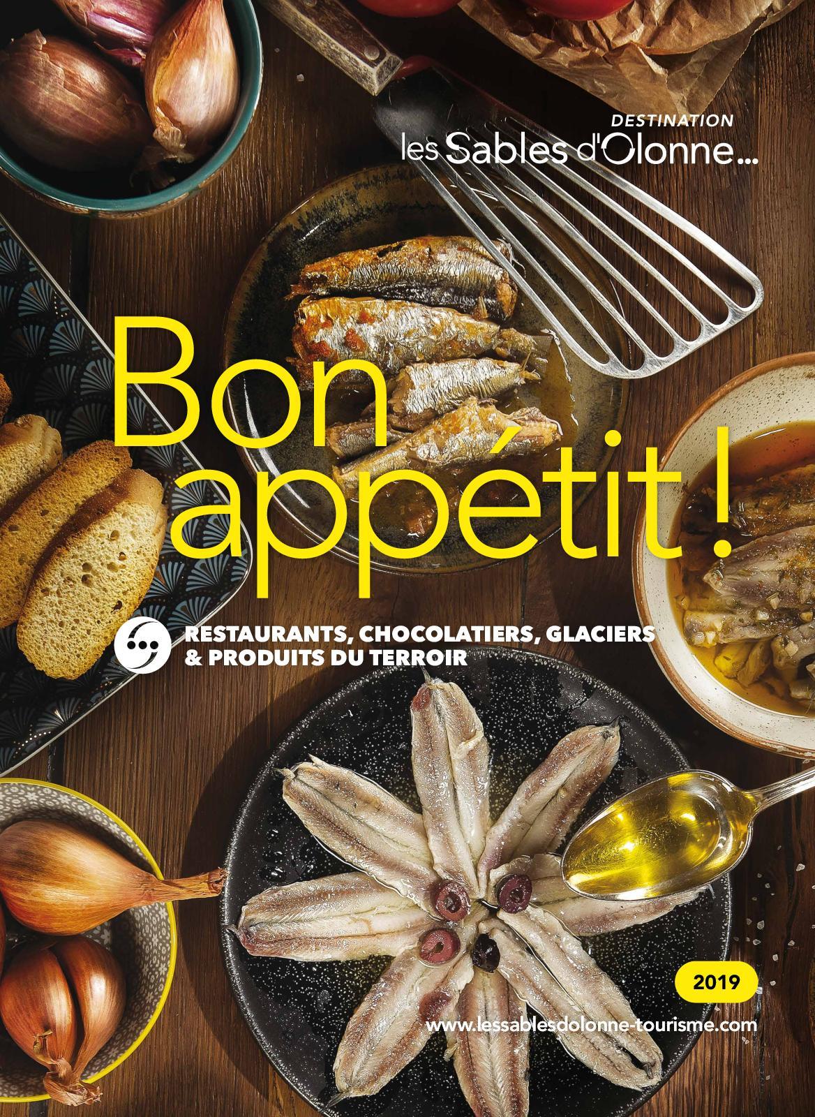 Broschure Restaurants 2019