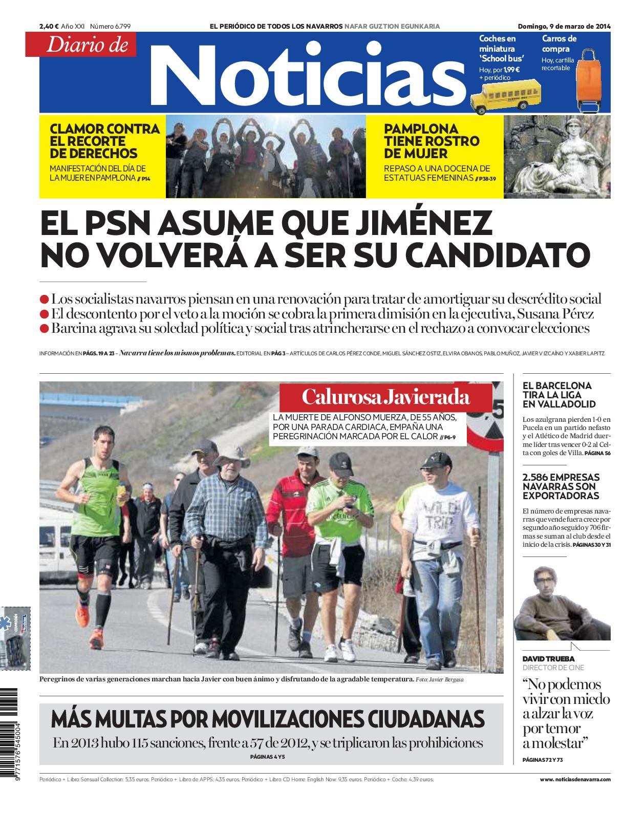 9b4188c0ad Calaméo - Diario de Noticias 20140309