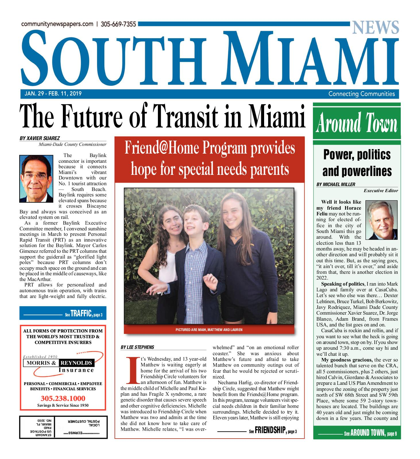9a5937151a3a1 South Miami 01.29.2019. by Miami s Community Newspapers