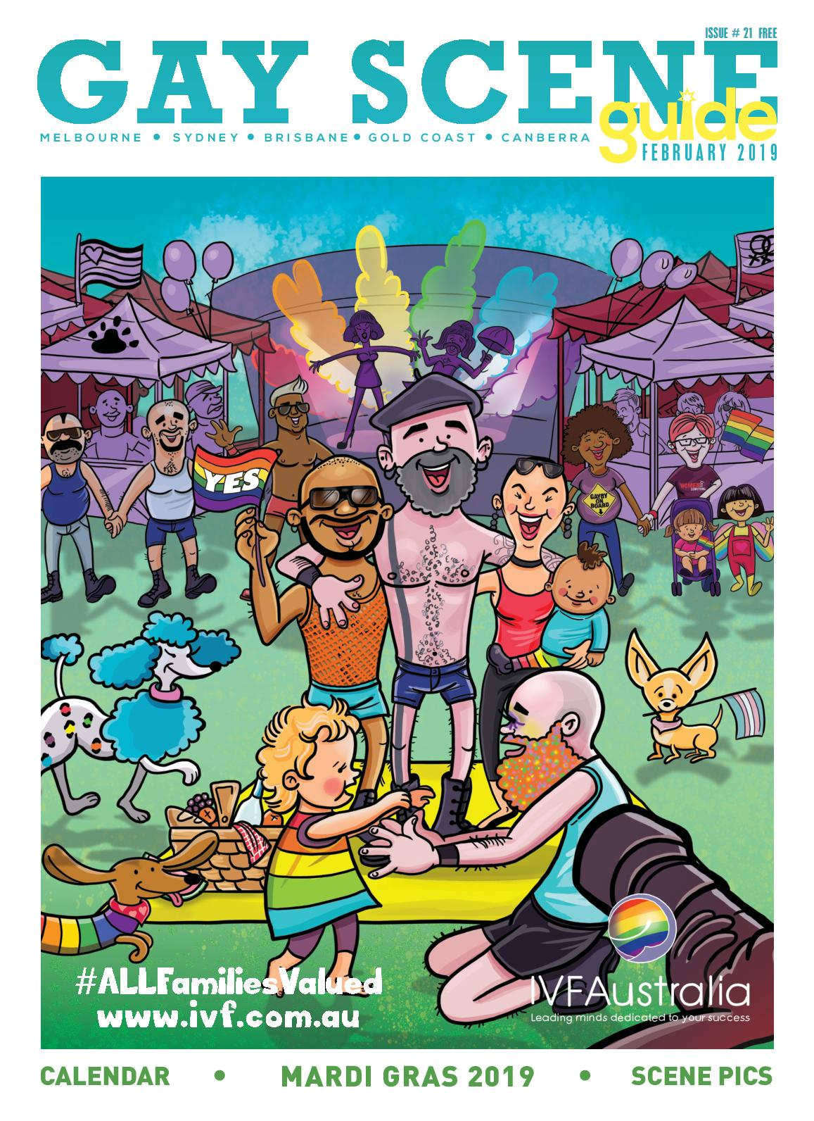 Calaméo - Gay Scene Guide Magazine | February 2019