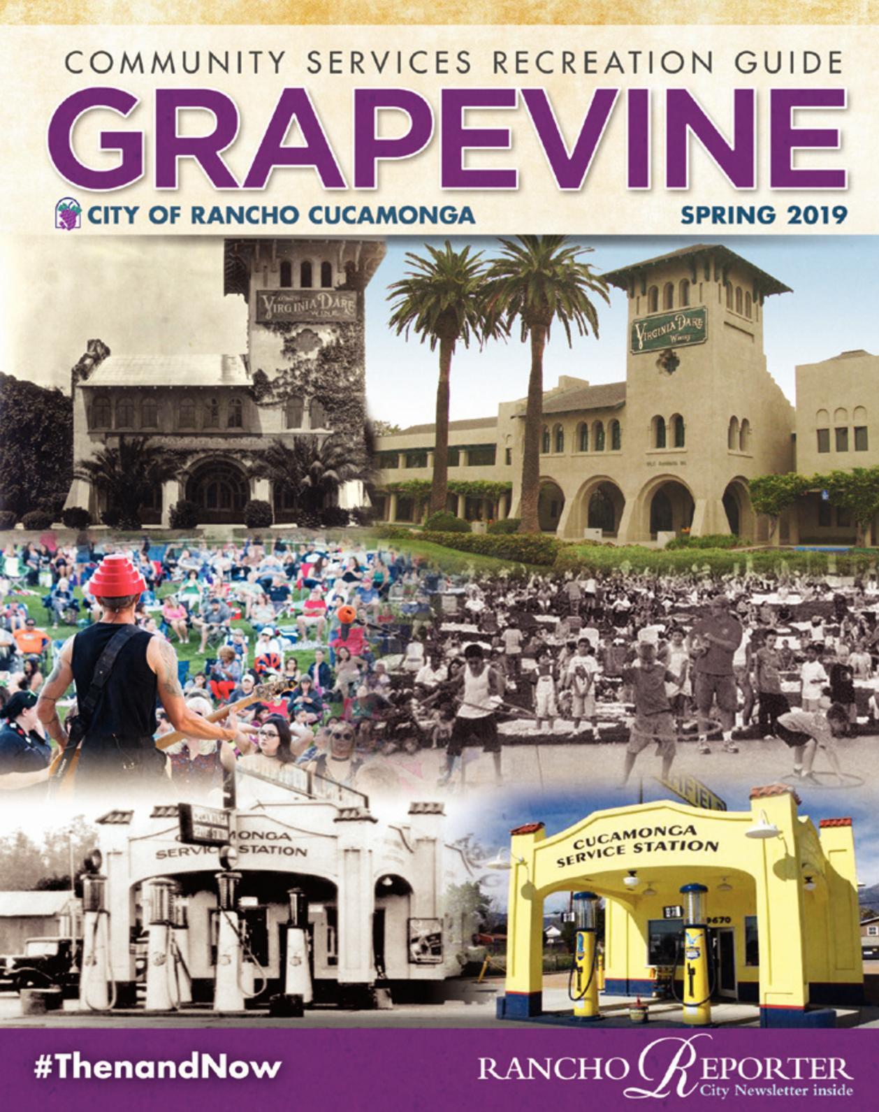 Calaméo - Spring 2019 Grapevine And Reporter