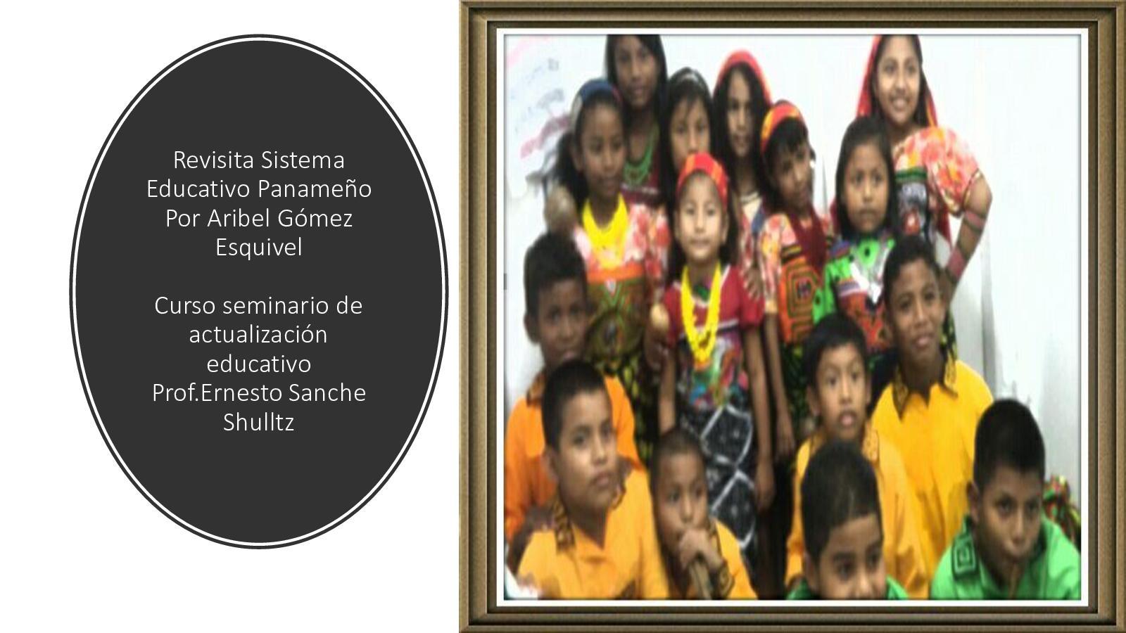 Calaméo Sistema Educativo Panameño