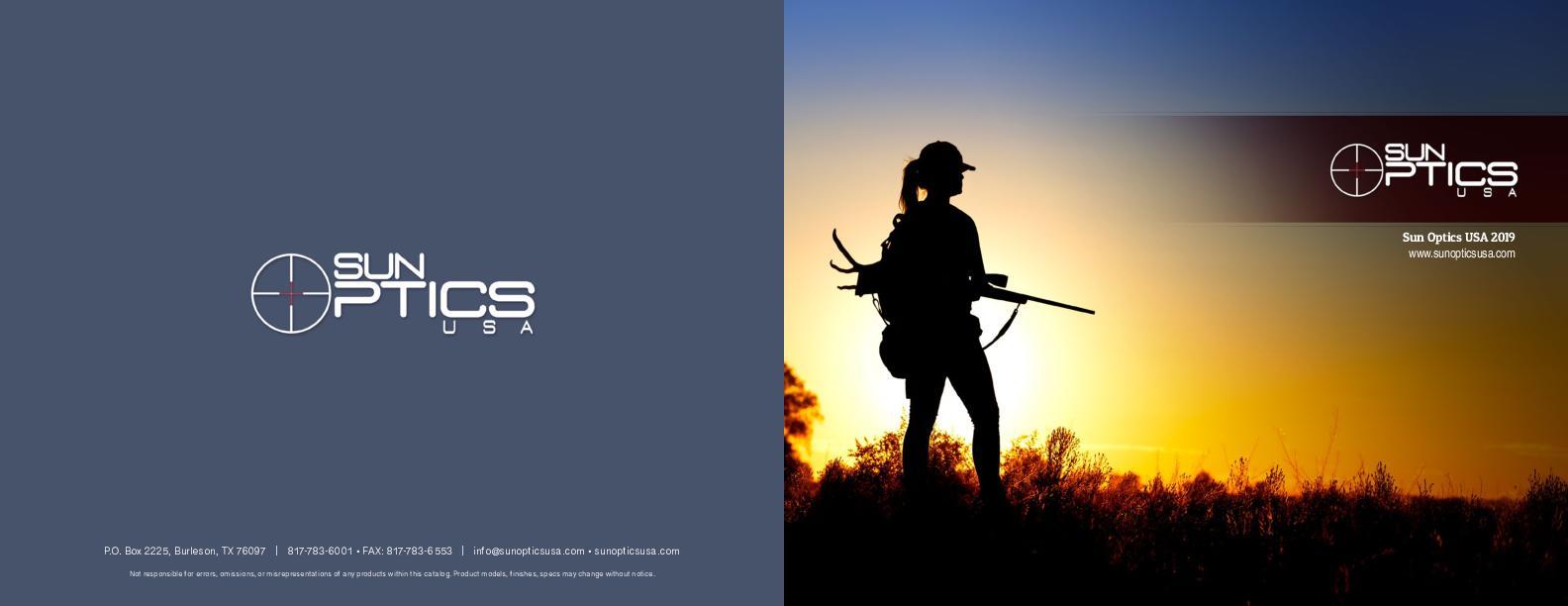 Calaméo - Sun Optics USA Catalogue 2019