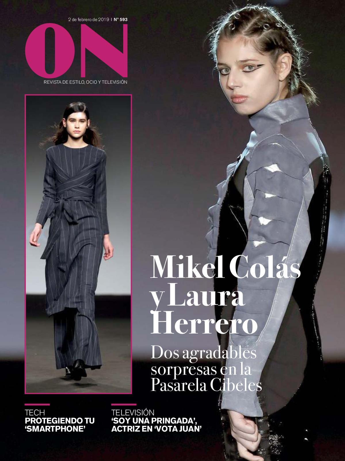 a150a03b8cf4 Calaméo - ON Revista de Ocio y Estilo 20190202