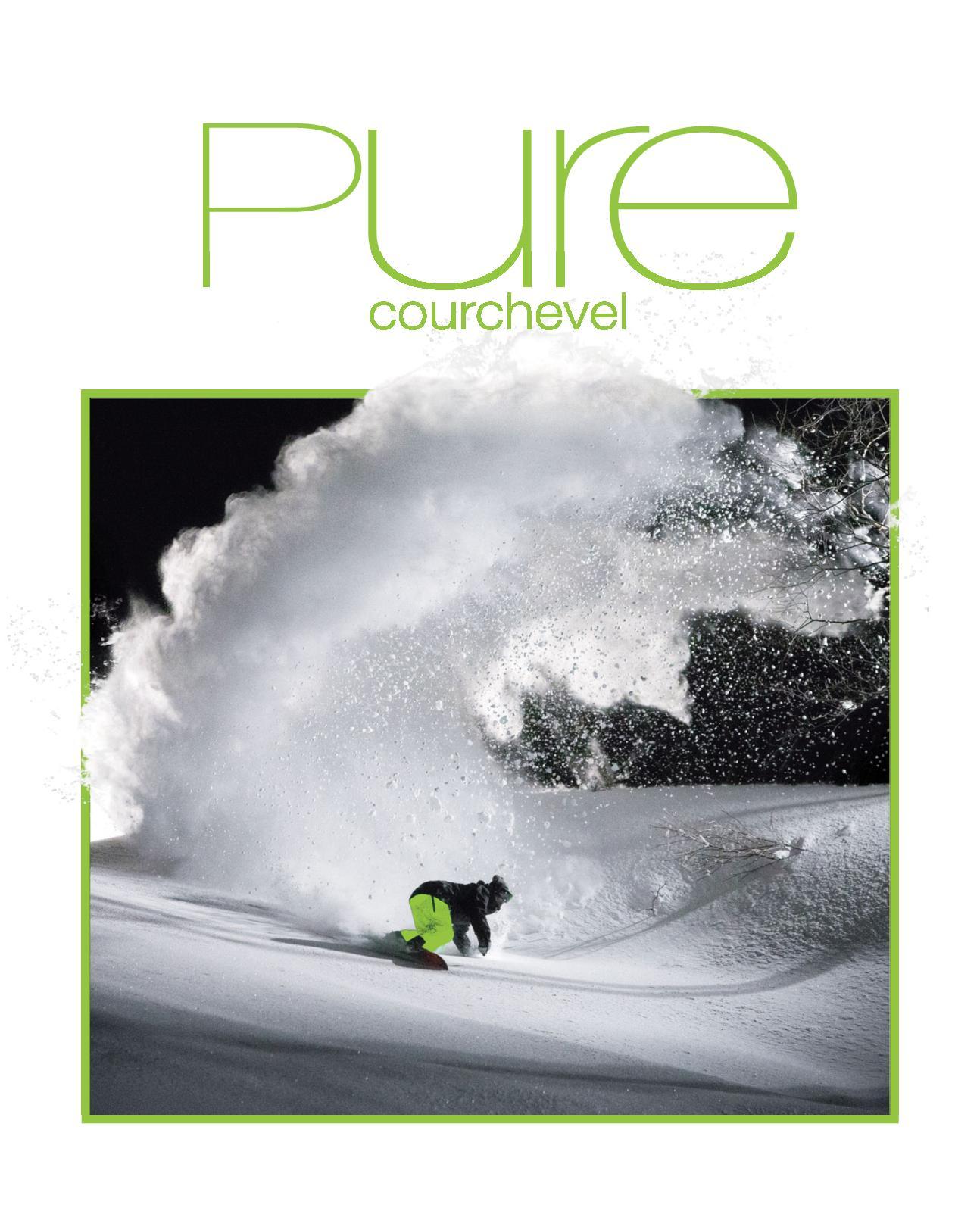 Février2019 Courchevel Pure Pure Calaméo Calaméo Courchevel Février2019 34RqSjLc5A