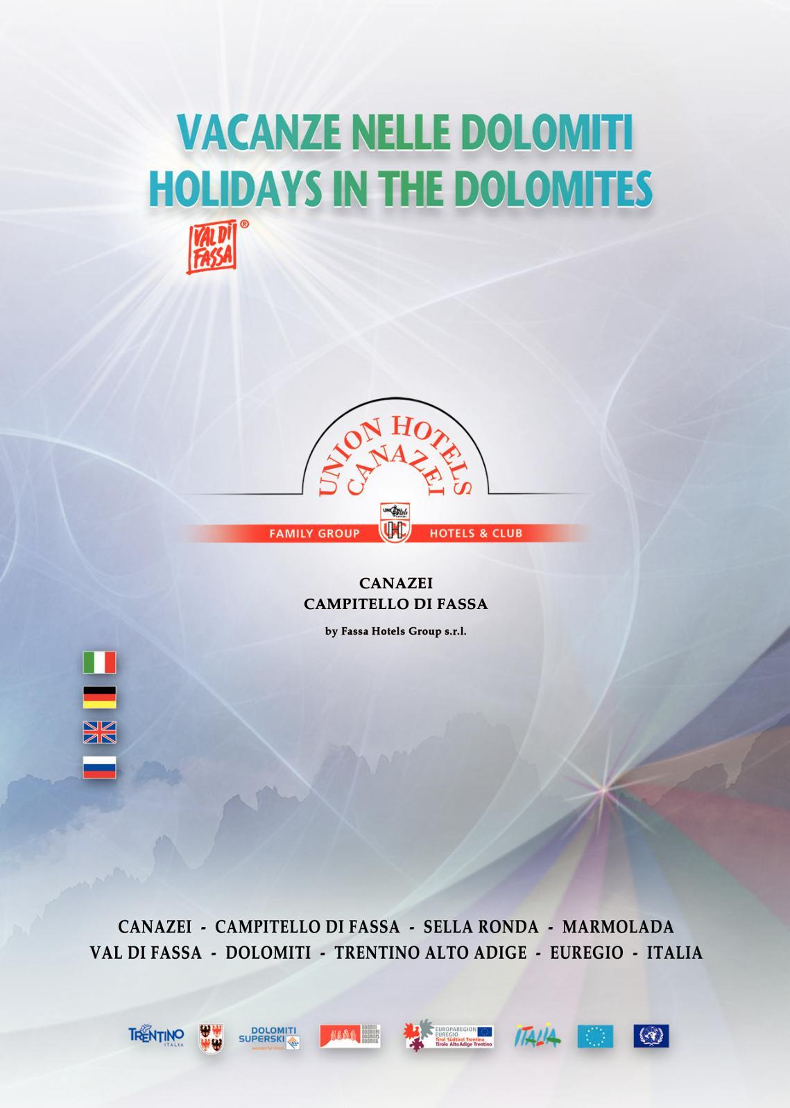 Calaméo - Vacanze nelle Dolomiti