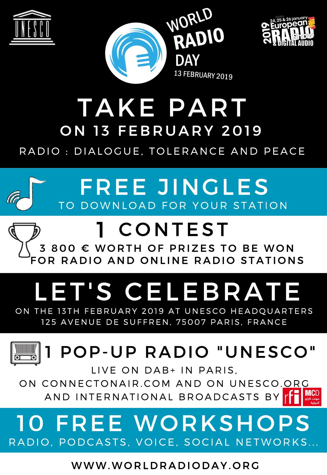 Calaméo - Invitation UNESCO 13 fevrier/february
