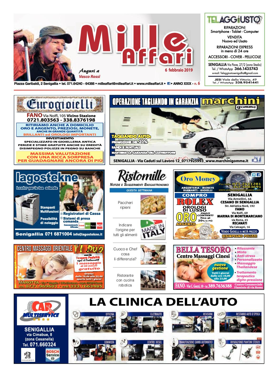 02 19 N° 06 Del Calaméo Milleaffari b76vyYfg