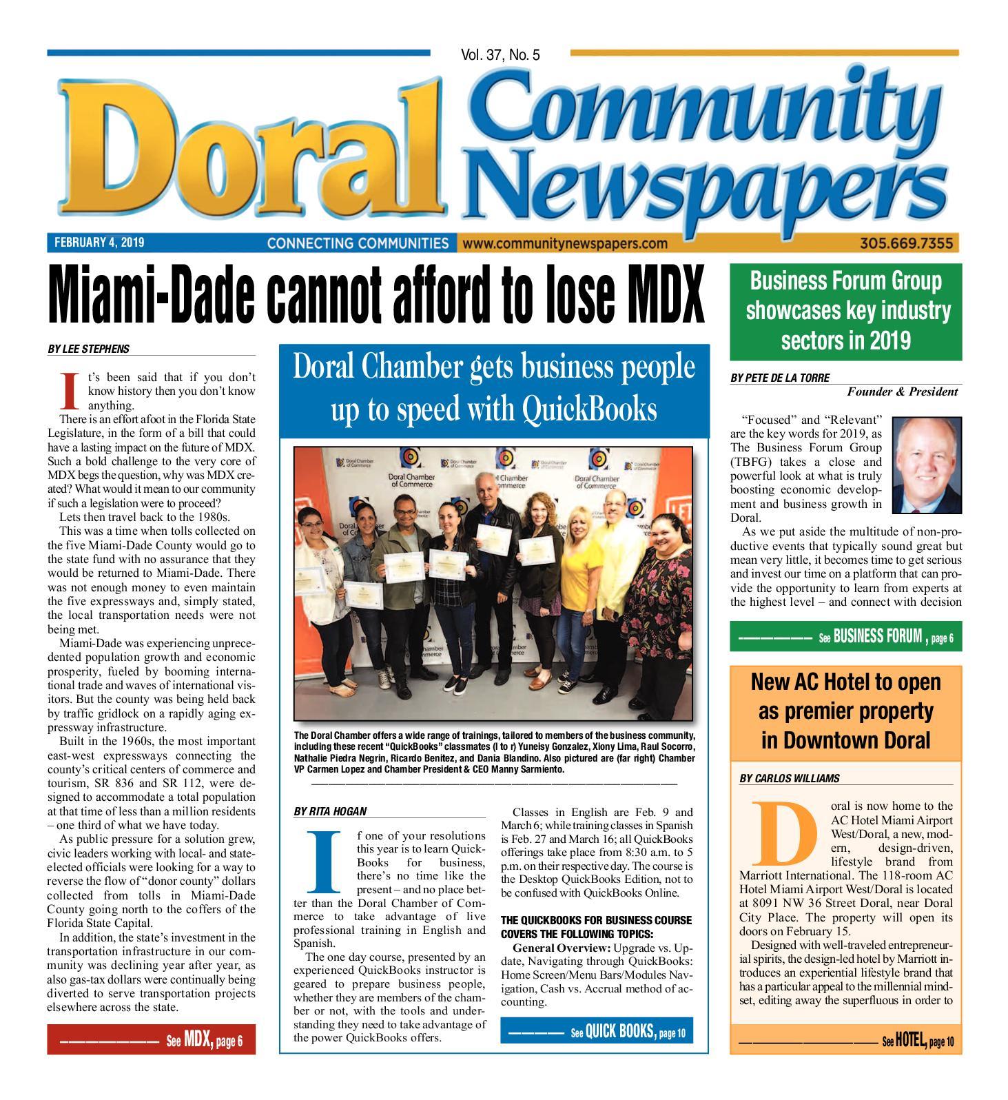 Calaméo - Doral Tribune 2.04.2019