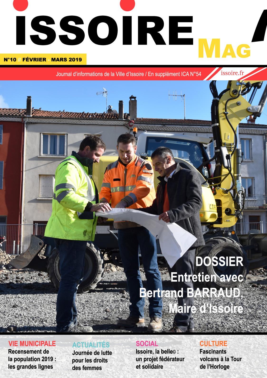 Issoire Mag' 10 Calaméo Mars 2019 Février 8OkX0wPn