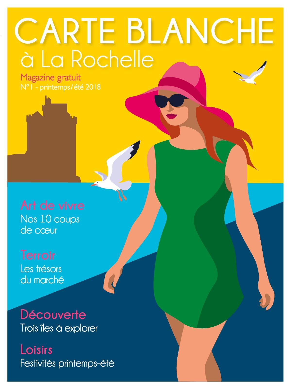 Tissus Ameublement La Rochelle calaméo - carte blanche 2018 la rochelle
