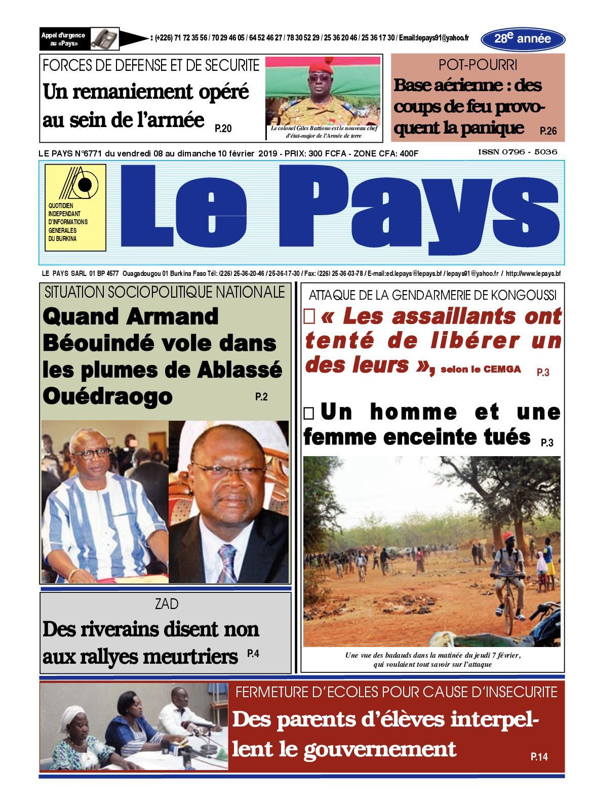 Déjeuner rencontre pour célibataire Ouagadougou Burkina Faso