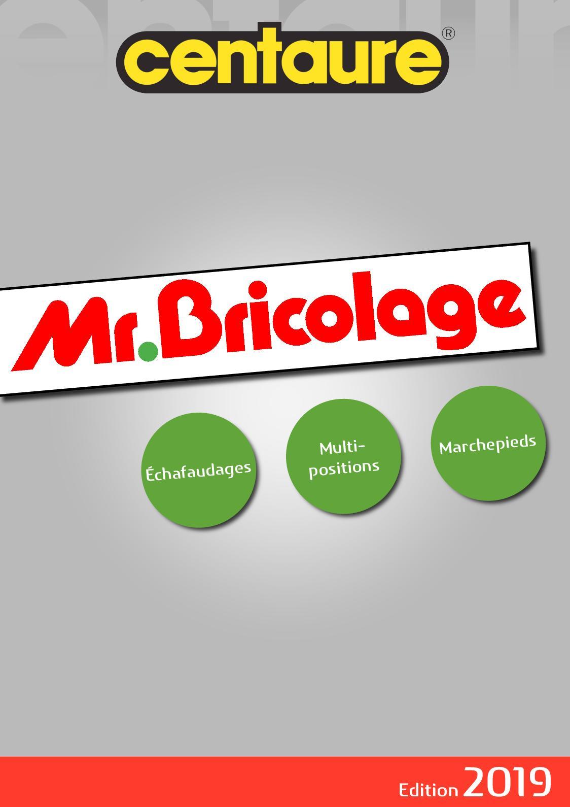 Calaméo Centaurebook Mr Bricolage Janvier 2019