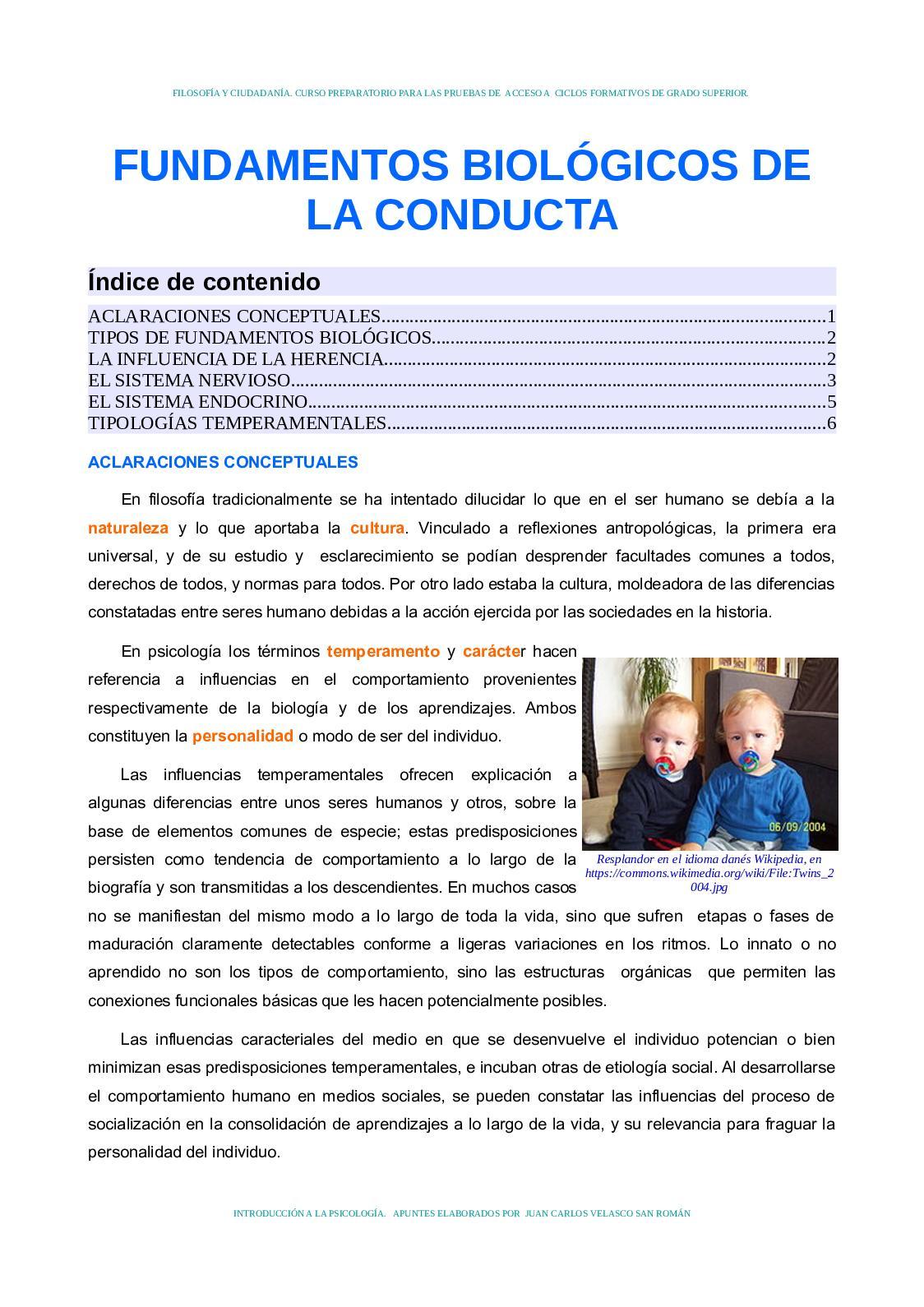 Calaméo Fundamentos Biológicos De La Conducta 20160128