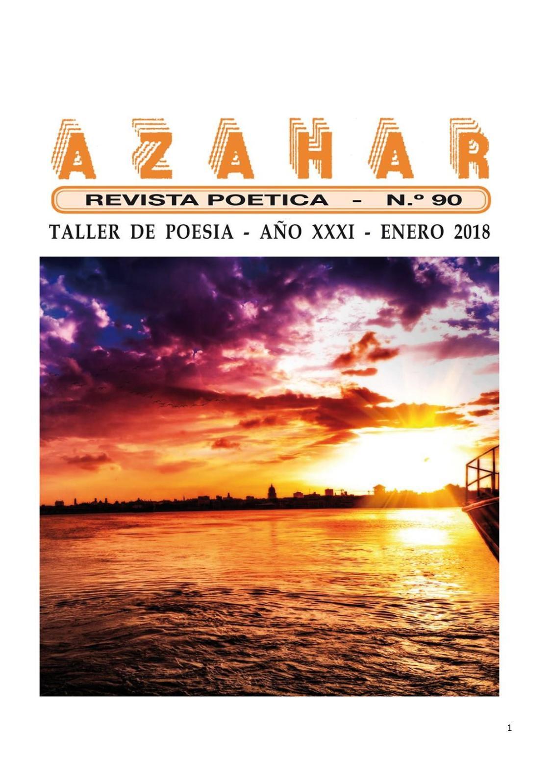Calaméo - REVISTA POÉTICA AZAHAR NOVENTA cdd3df5bce5