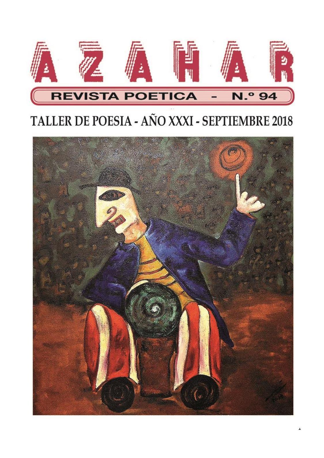 Calaméo - REVISTA POÉTICA AZAHAR NOVENTA Y CUATRO aa52735635b