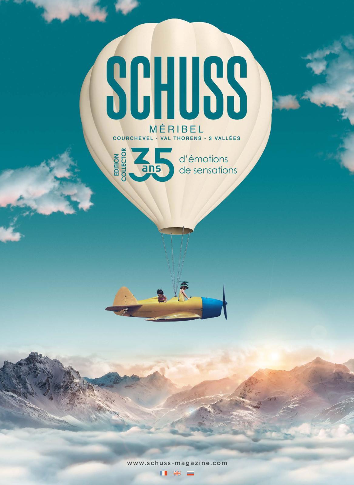 Calaméo Schuss Magazine 92 Février 2019