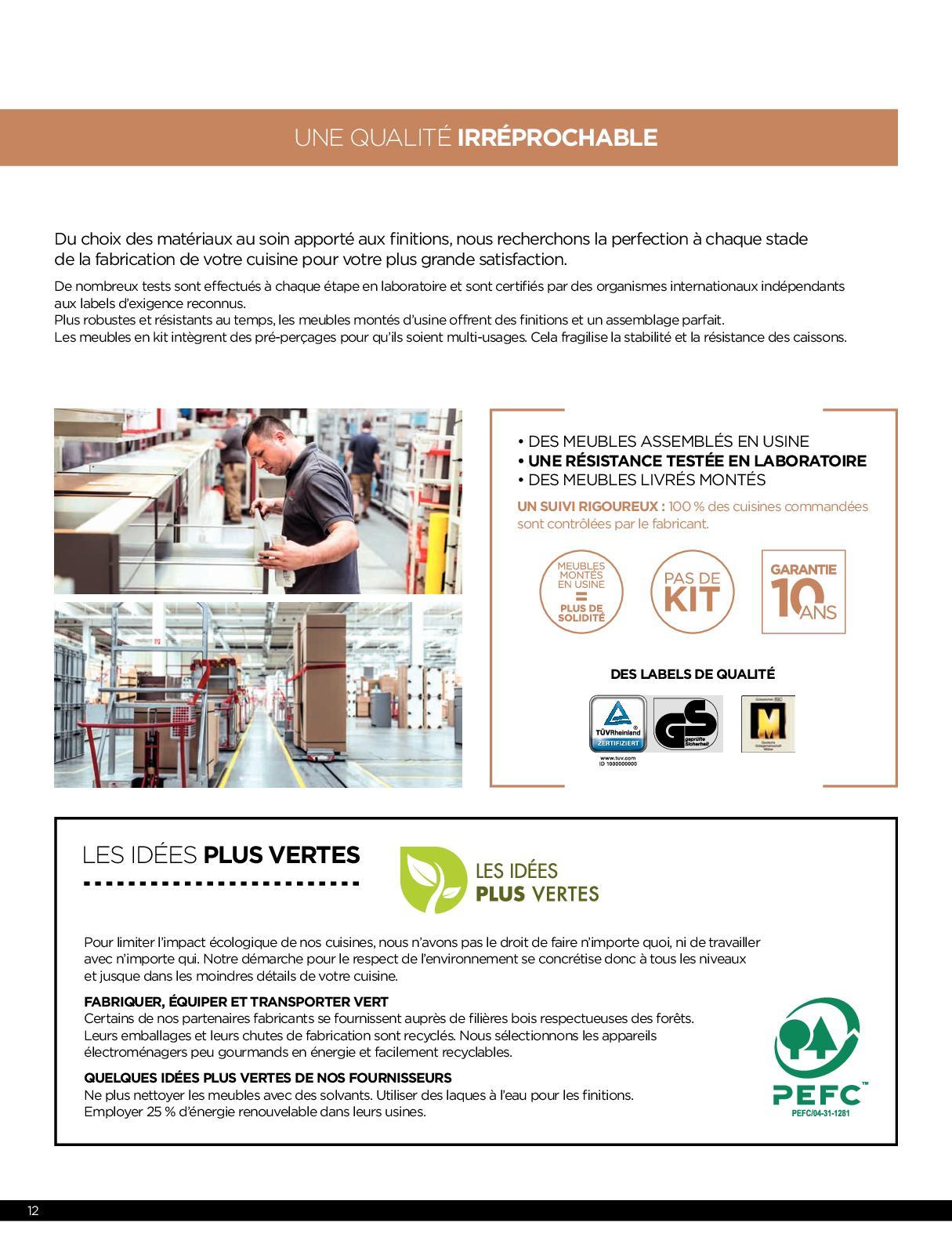 Fabricant De Caisson De Cuisine catalogue 2019 cuisine plus - calameo downloader