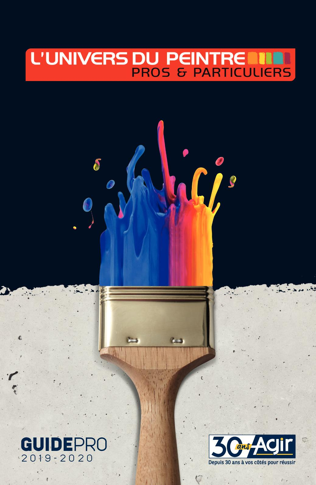 Univers Du Cuir Avis calaméo - univers du peintre guide pro 2019 2020