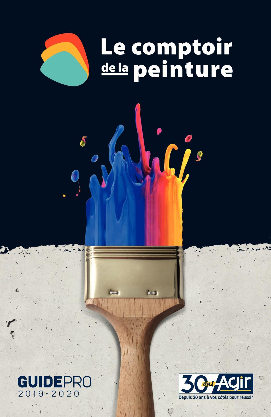 Calaméo Comptoir De La Peinture Guide Pro 2019 2020