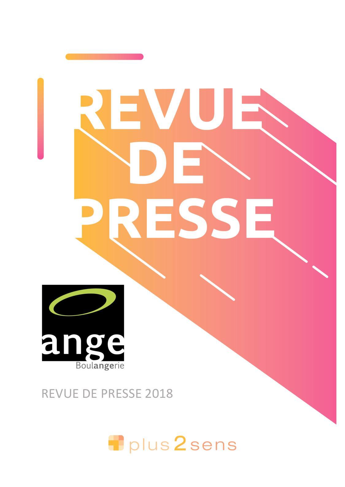b38b6b0f4 Calaméo - Ange Revue De Presse 2018