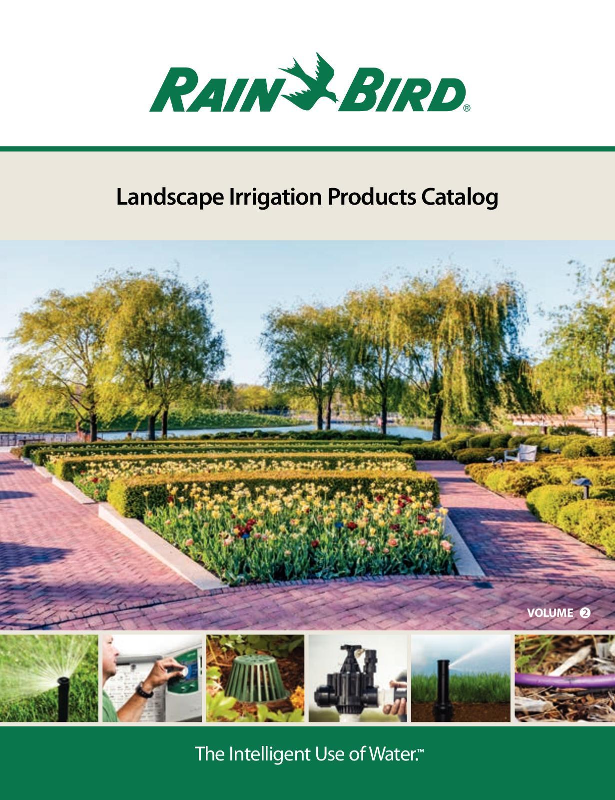 Calaméo - Rain Bird Landscape Catalog 2019 on