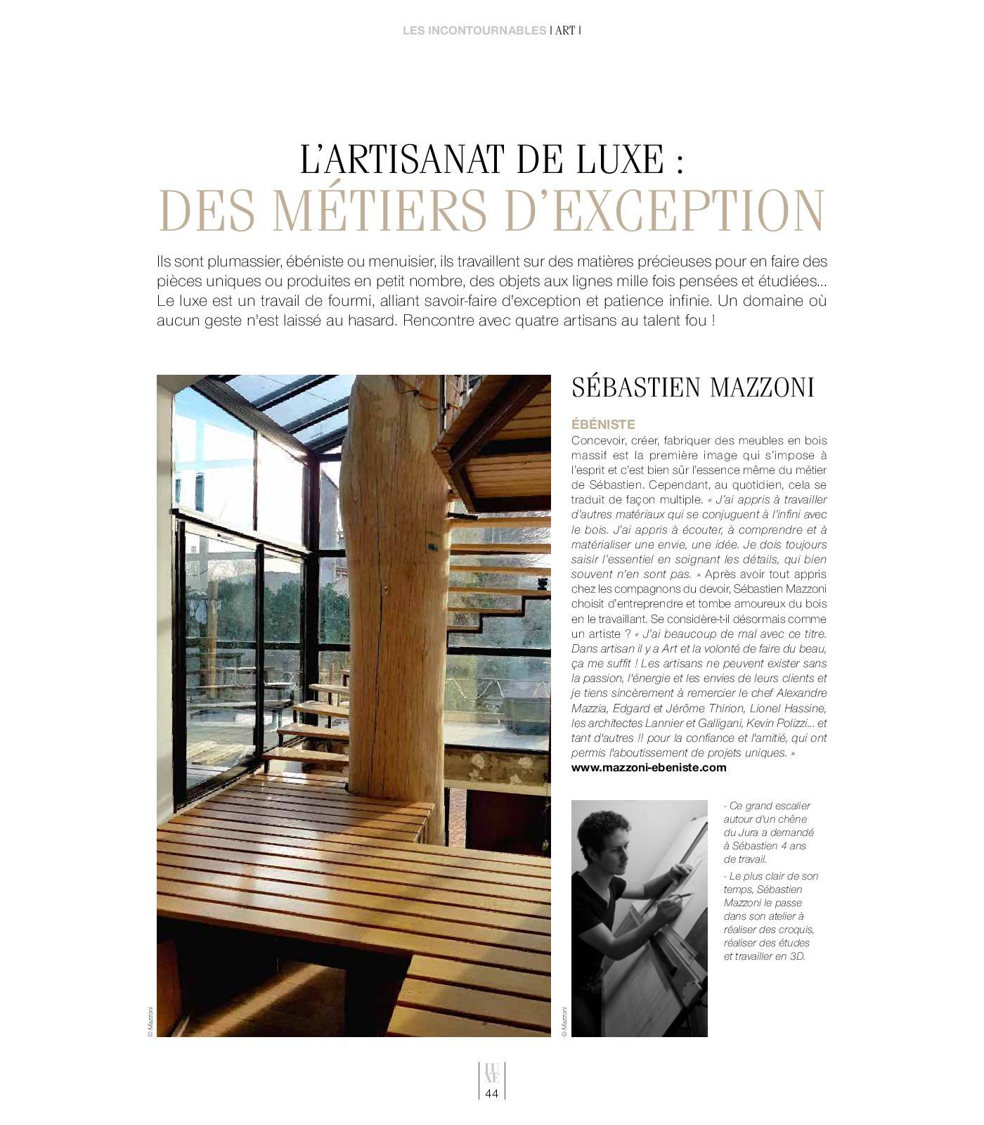 Ebeniste Aix En Provence luxe n°13 marseille pays d'aix en provence - calameo downloader