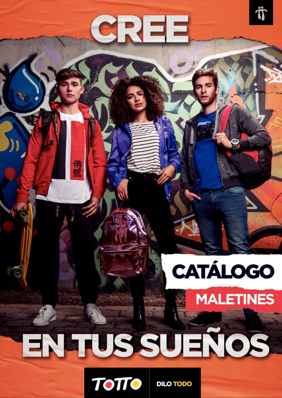 MALETINES - CATÁLOGO DIGITAL 2019
