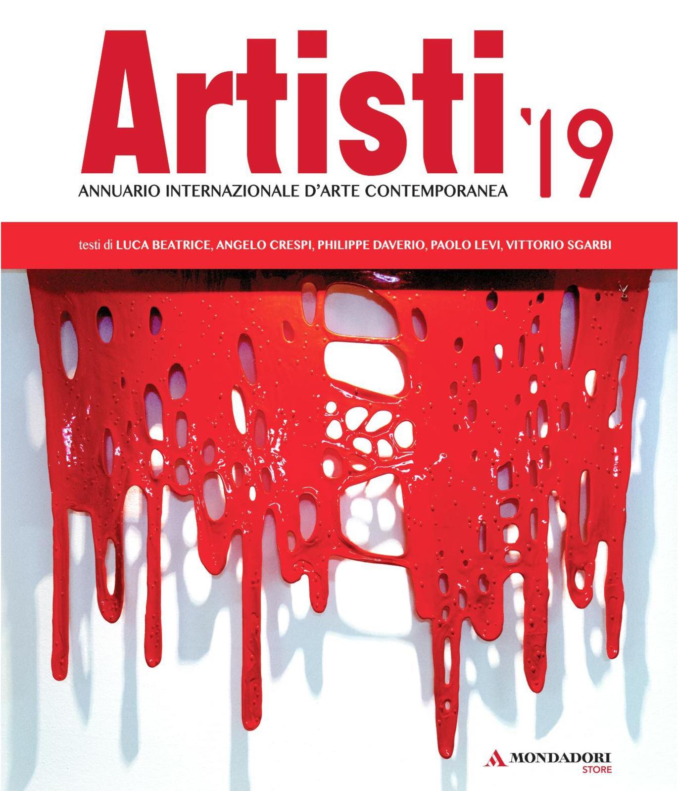 La Vena Artistica Genova calaméo - preview - annuario artisti