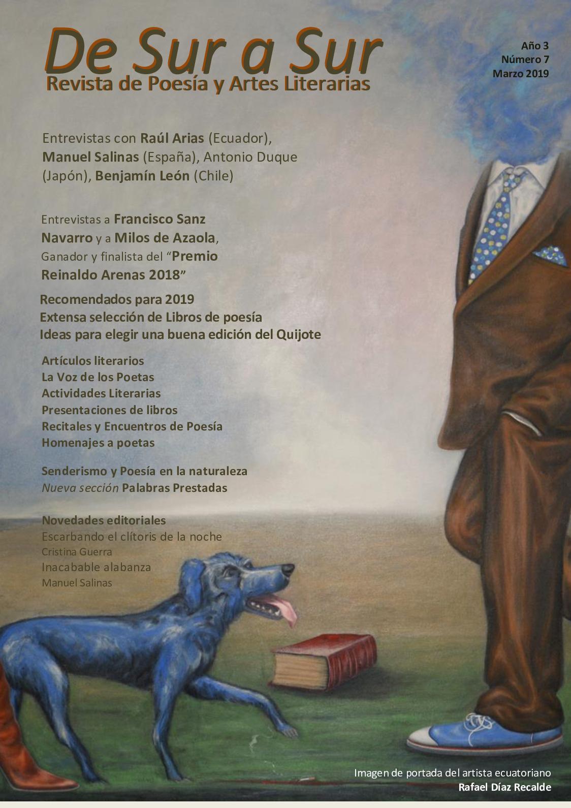 d28f246eb6dd Calaméo - Revista De Poesía De Sur A Sur · 7 Marzo 2019