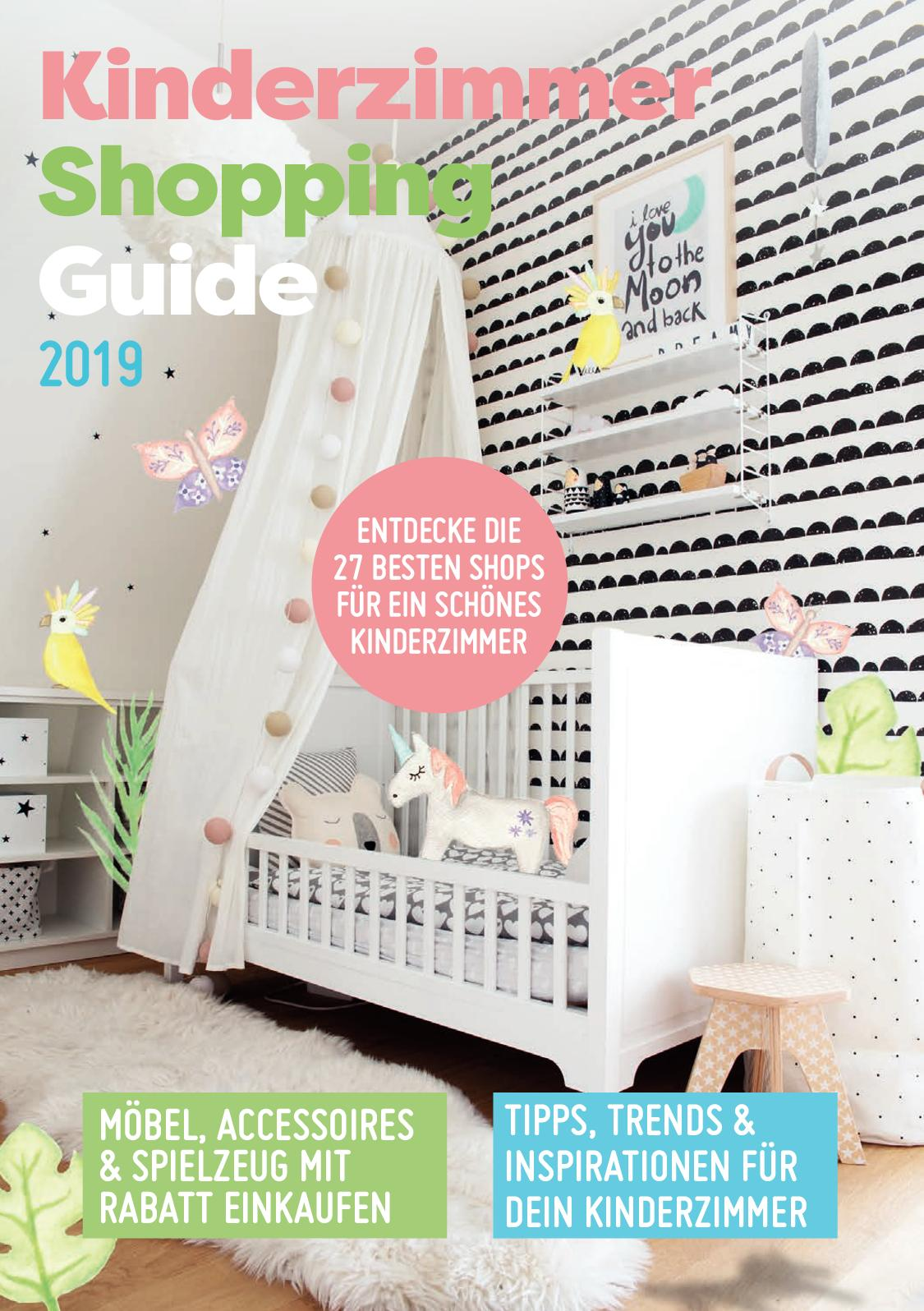 Calaméo Kinderzimmer Shopping Guide 2019 eBook