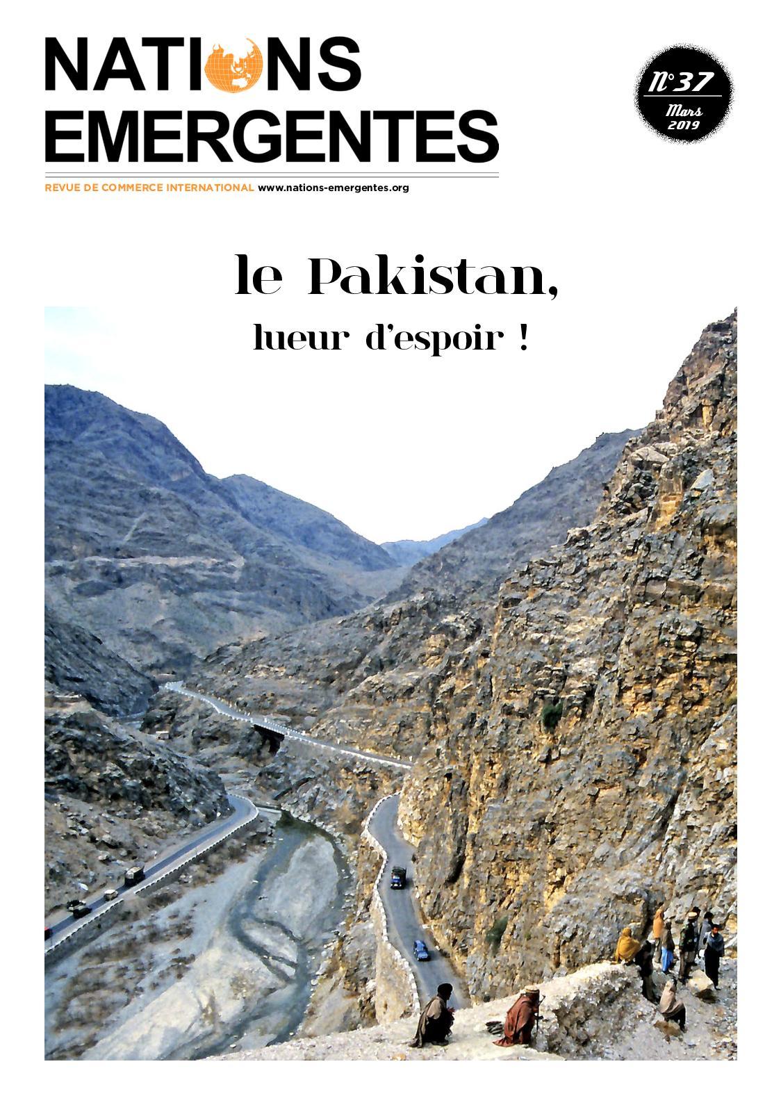 Pakistan datant des douanes