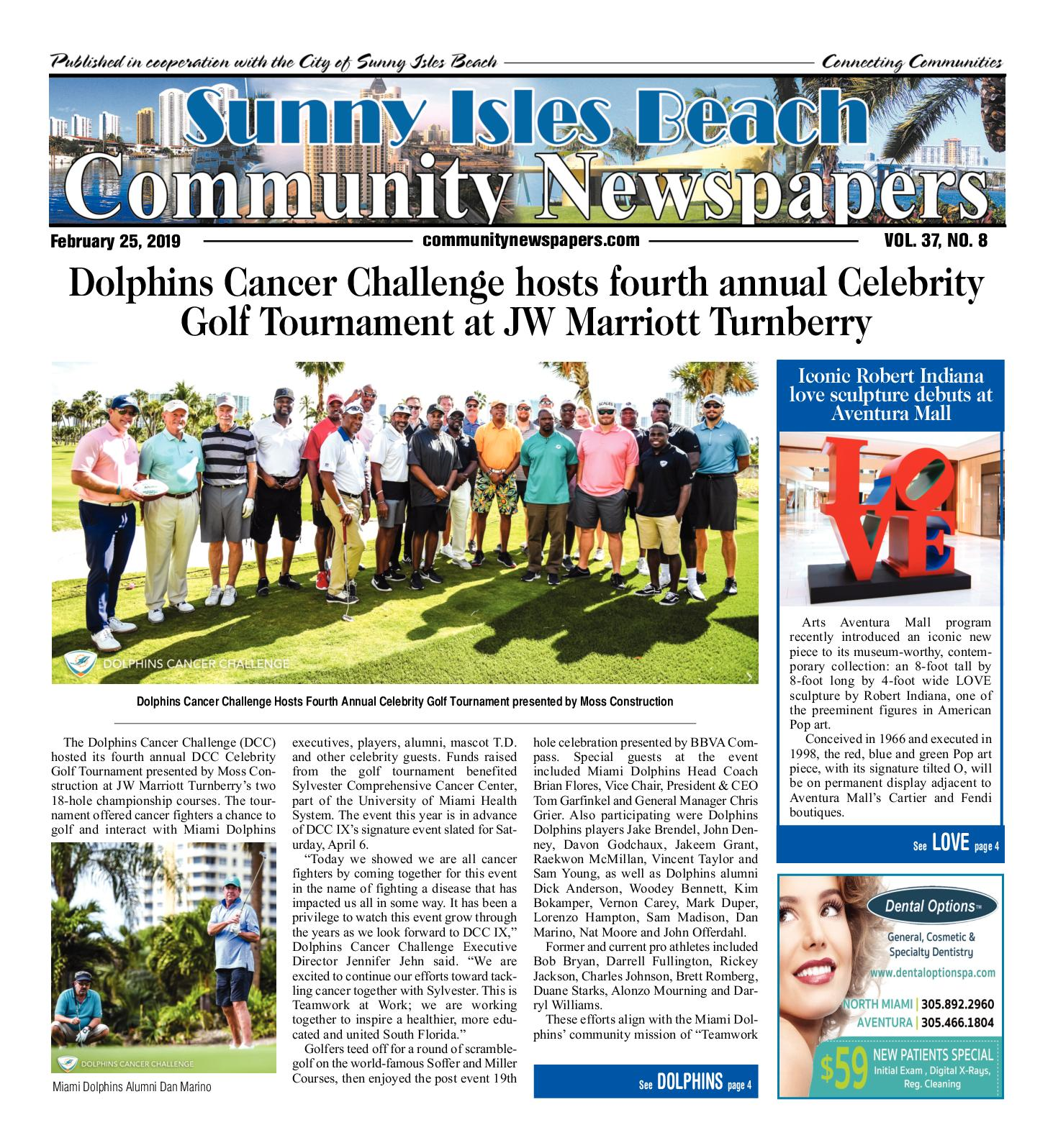 ba18806953431 Sunny Isles Beach 2.25.2019. by Miami s Community Newspapers