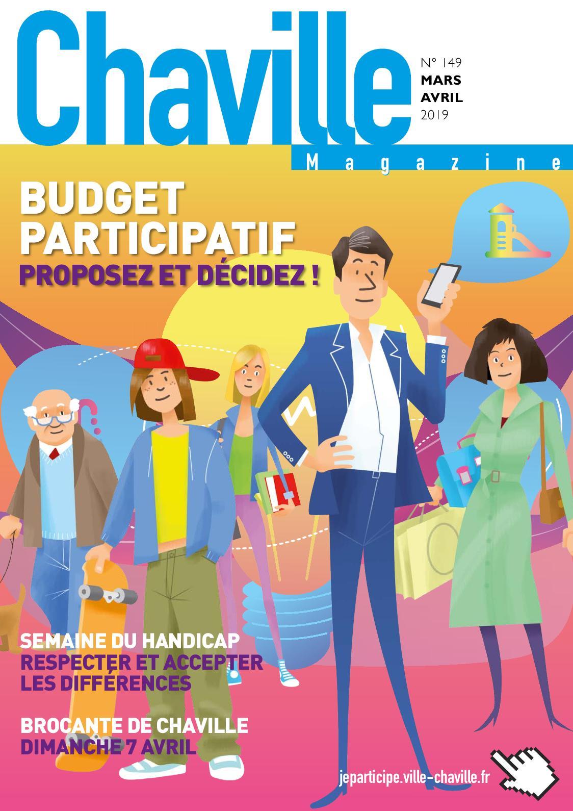 Les Sens Du Bien Etre Chaville calaméo - chaville magazine 149