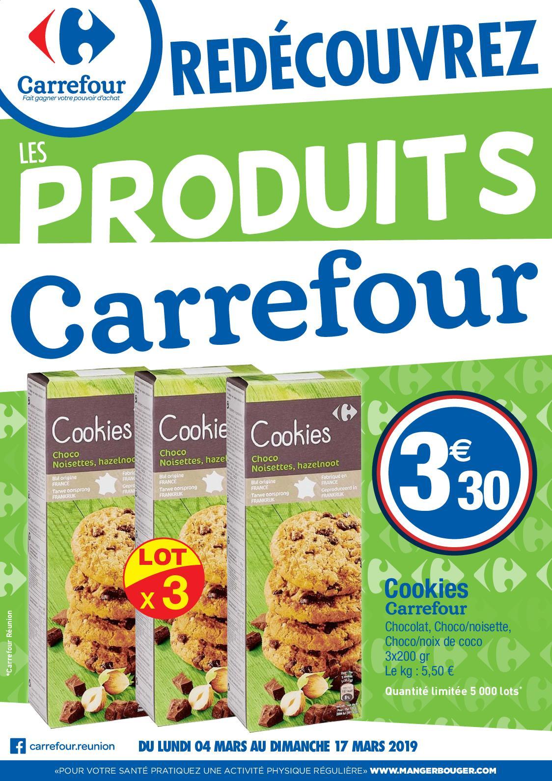 Calameo Redecouvrez Les Produits Carrefour