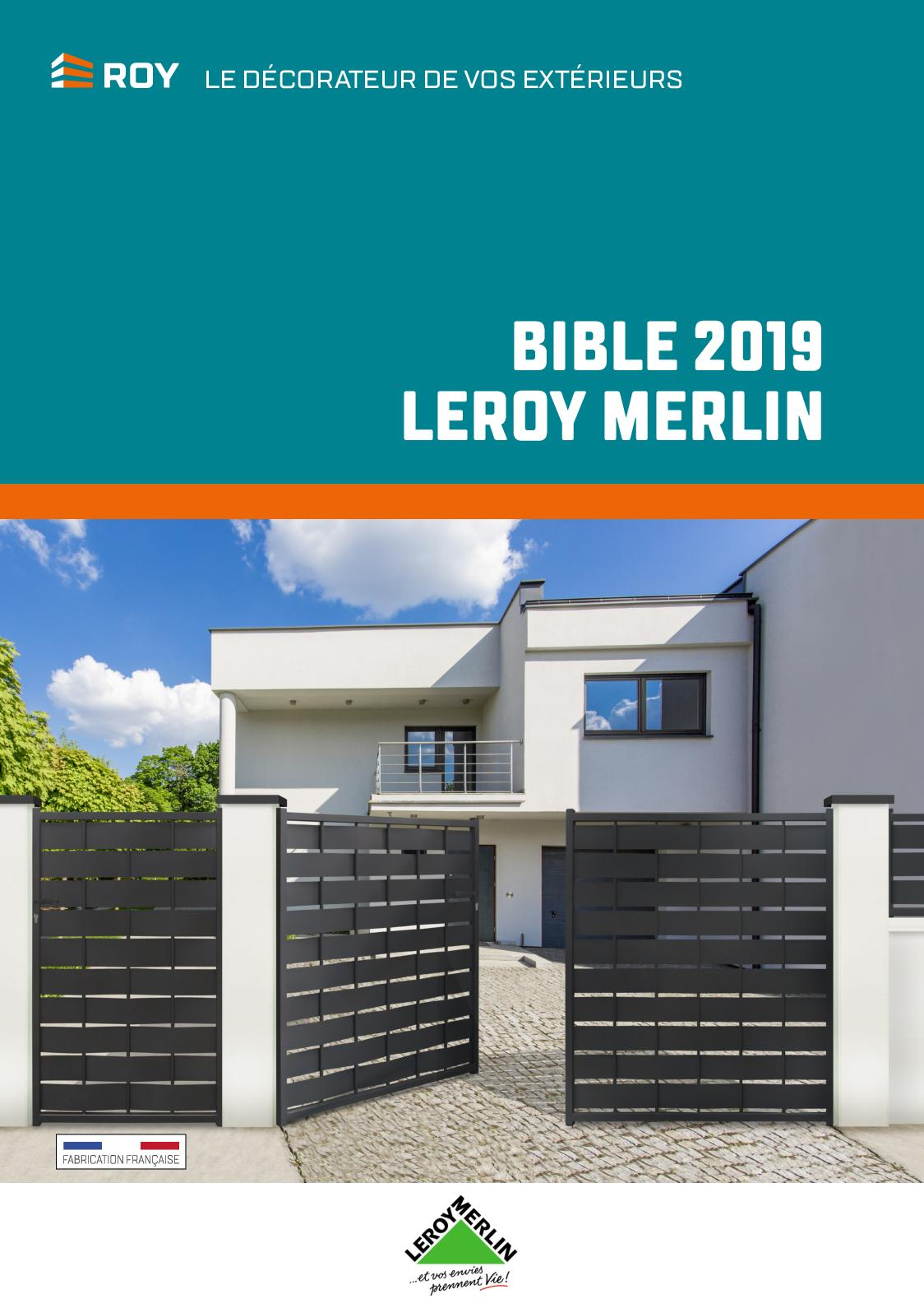 Calaméo Bible Leroy Merlin 2019