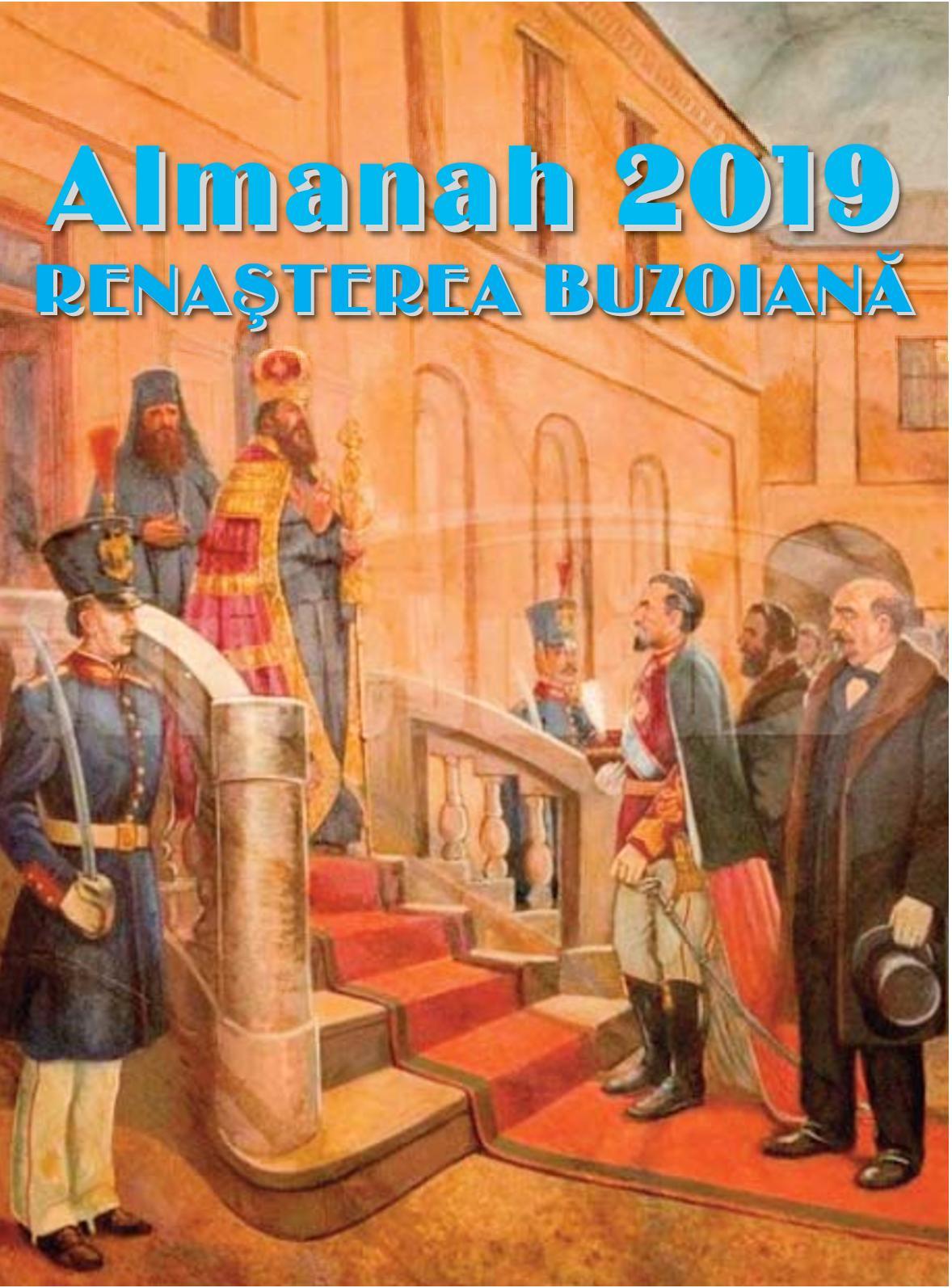 100% autentic magazin oficial listă nouă Calaméo - Almanah 2019 RENAŞTEREA BUZOIANĂ